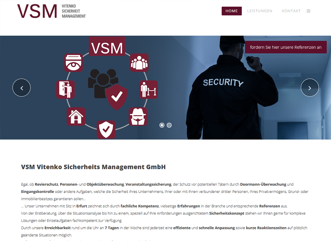 handyman >> www.vsm-security.de